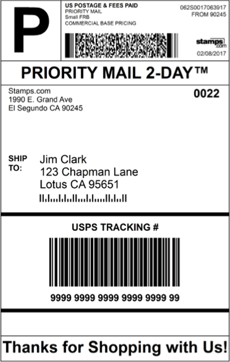 ups electronic return label instructions