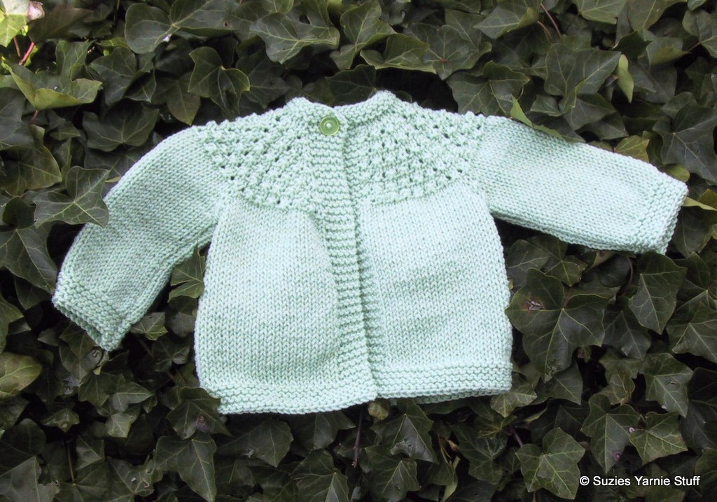 knitting instructions for baby sweaters