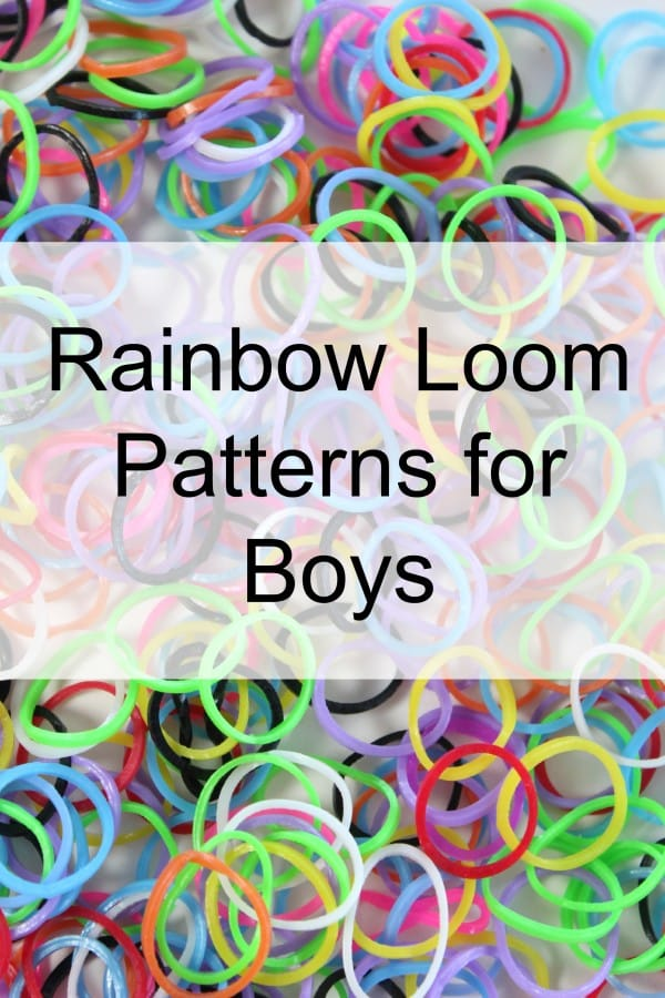 rainbow loom bands instructions