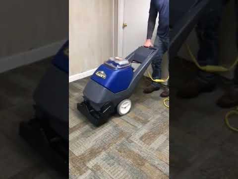 karcher carpet cleaner instructions