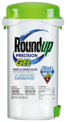 roundup weed and grass killer mixing instructions