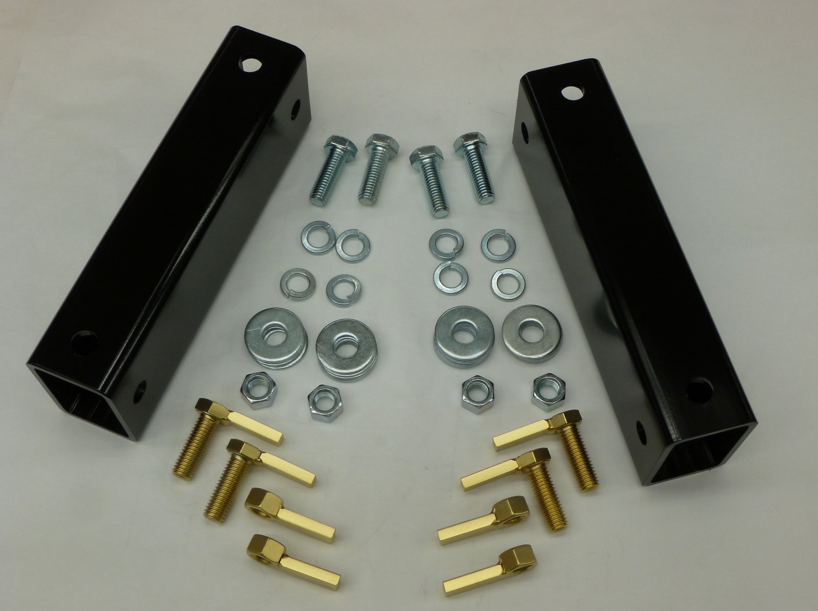 dexter axle installation instructions