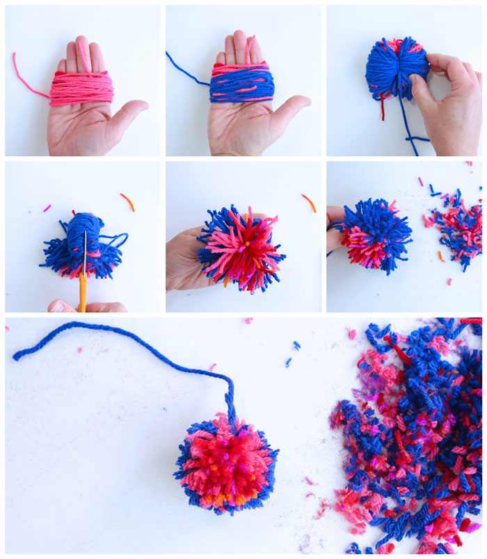 loops and threads pom pom maker instructions