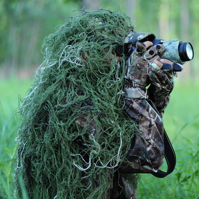 ghillie suit kit instructions