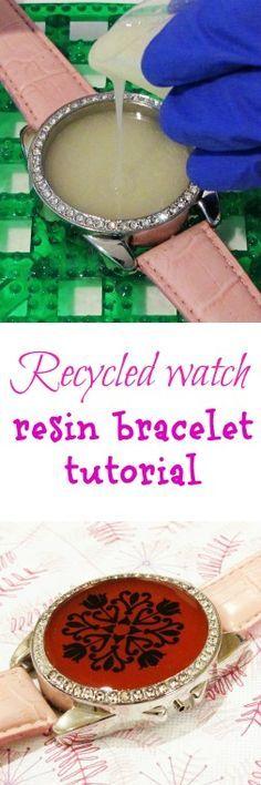 castin craft resin instructions