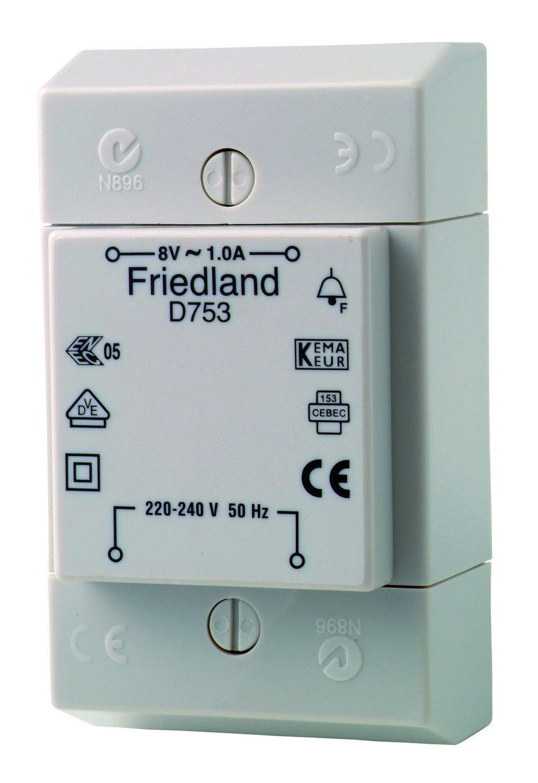 friedland libra+ doorbell instructions