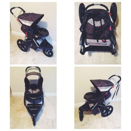 maclaren triumph stroller instructions