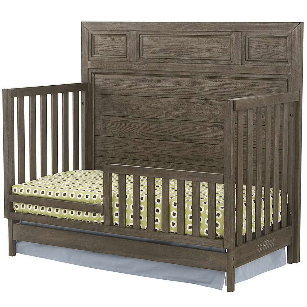 child care bed rail instructions