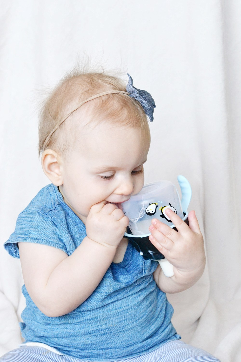 avent penguin sippy cup instructions