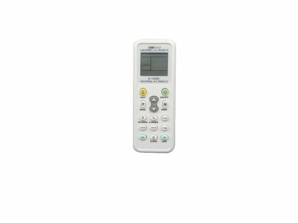 toshiba air conditioner remote controller instructions