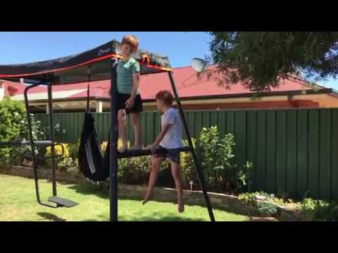 vuly trampoline instructions video