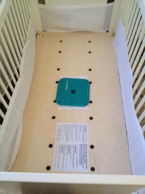 oeuf sparrow crib instructions