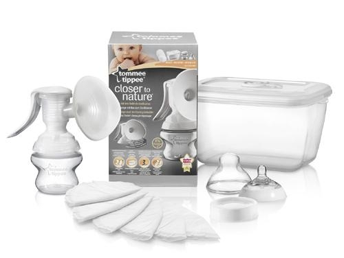 tommee tippee breast pump instructions