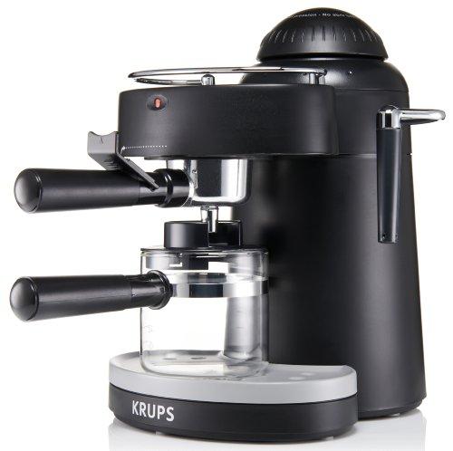 krups coffee espresso maker instructions