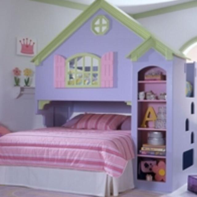 dollhouse loft bed assembly instructions