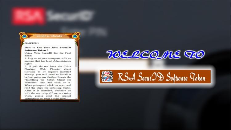 rsa soft token iphone instructions