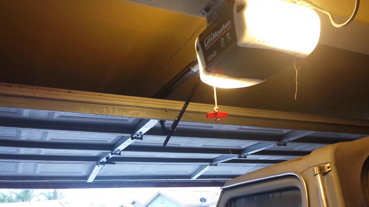 overhead door remote instructions