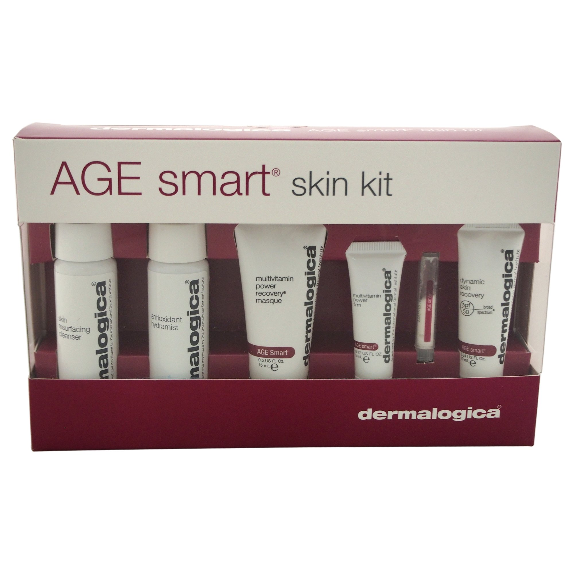 dermalogica age smart starter kit instructions