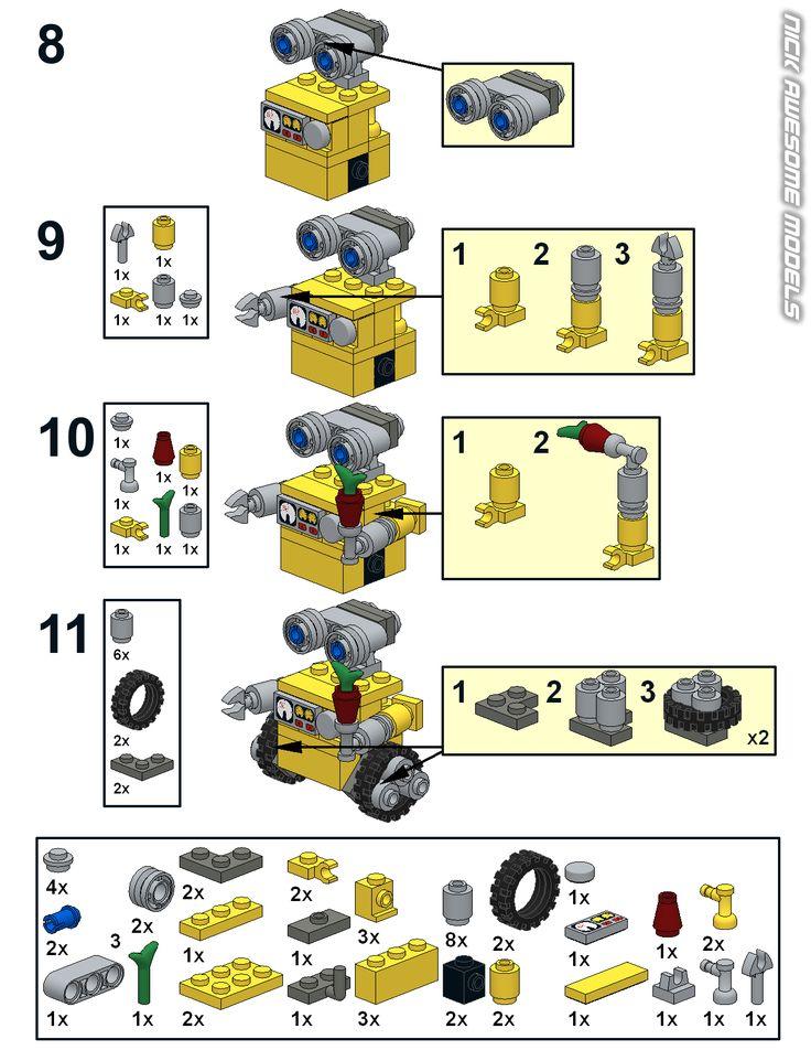 lego ac 130 instructions