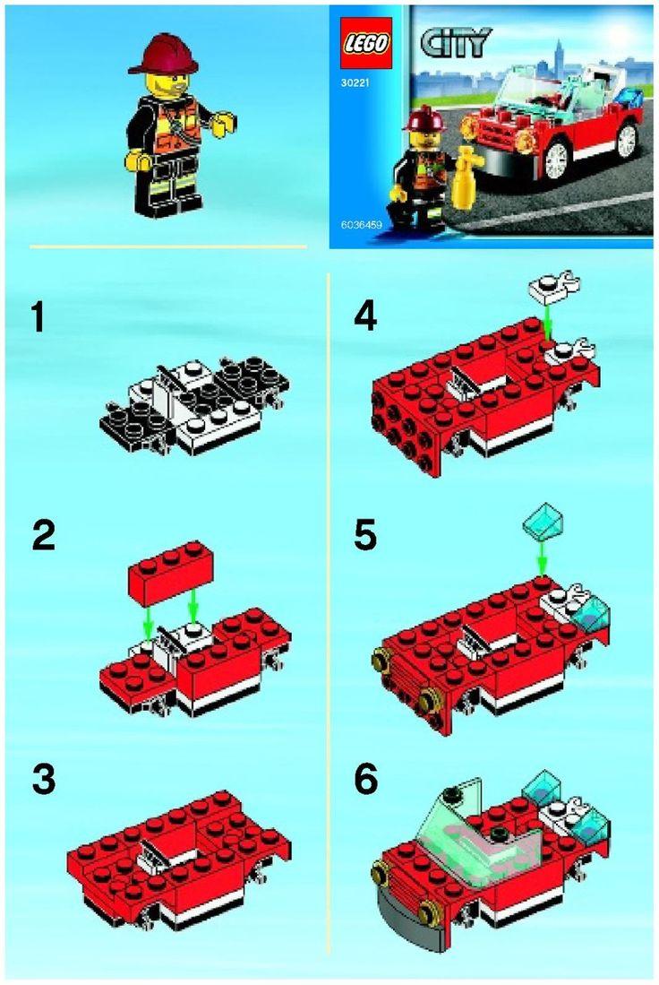 lego ed 209 instructions