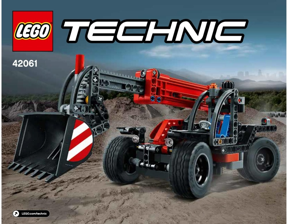 lego technic 42000 instructions