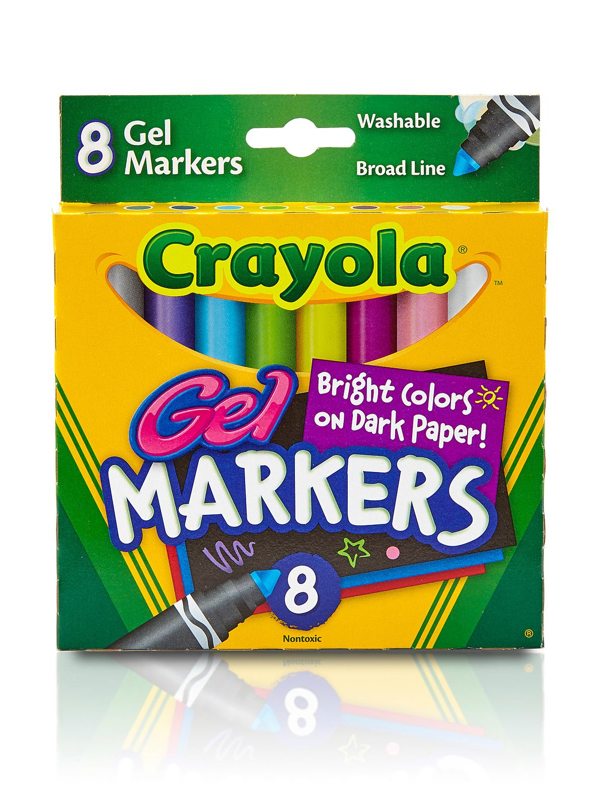 crayola fabric markers washing instructions