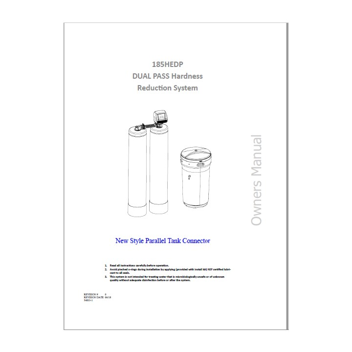 water tank installation instructions