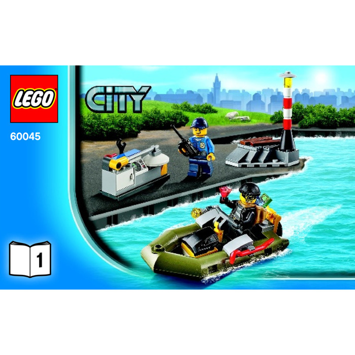 lego city 60115 instructions