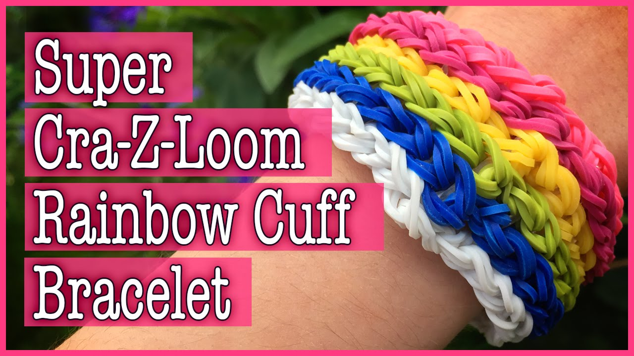 super cra z loom instructions pdf