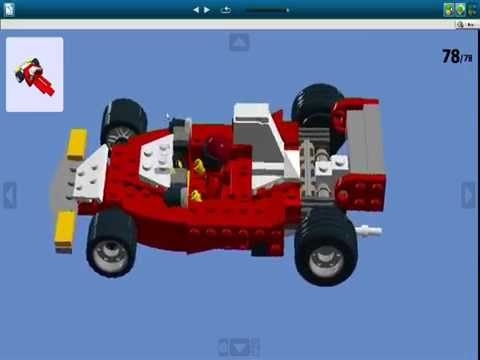 lego 42039 f1 instructions