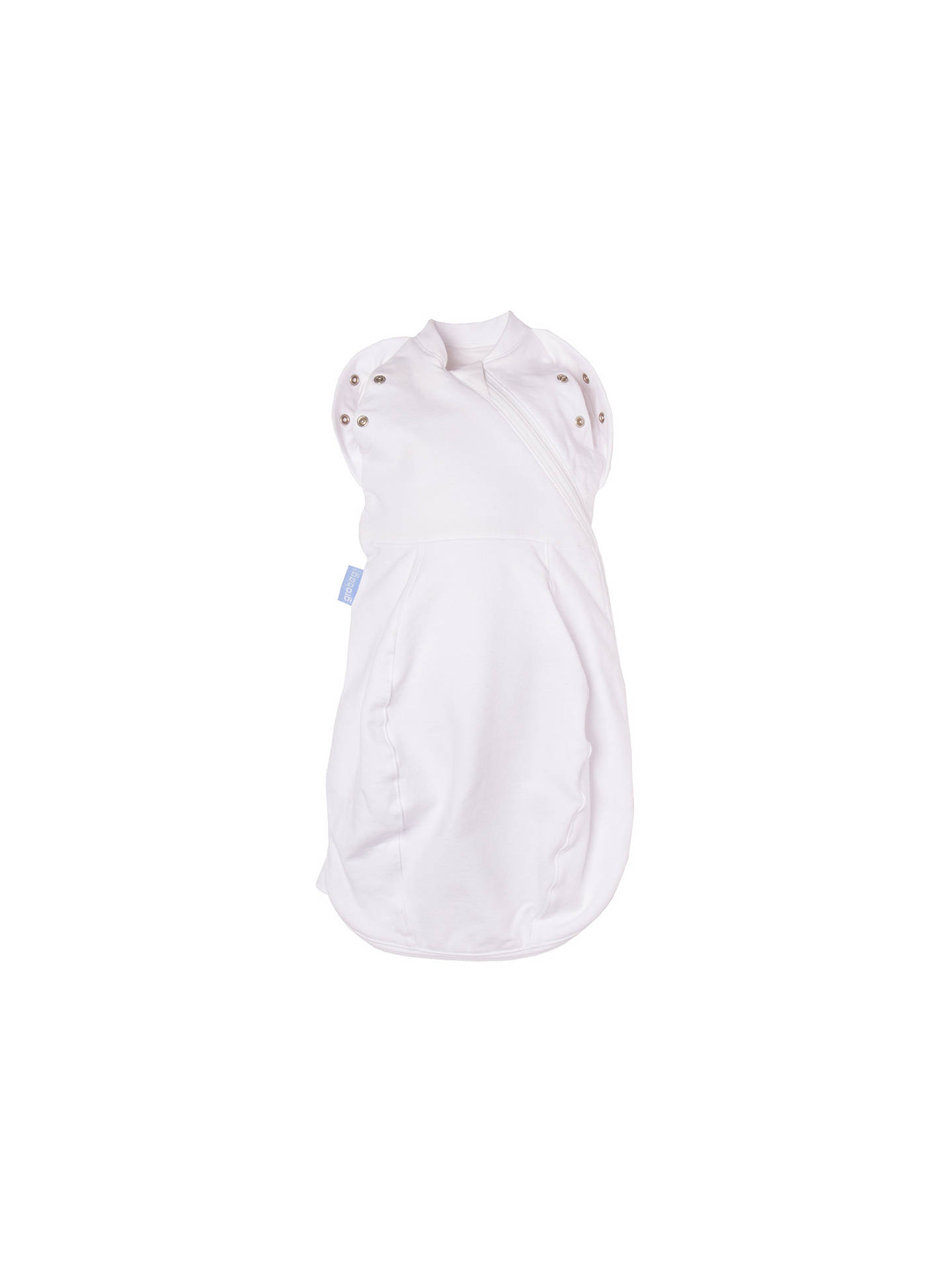 gro swaddle blanket instructions