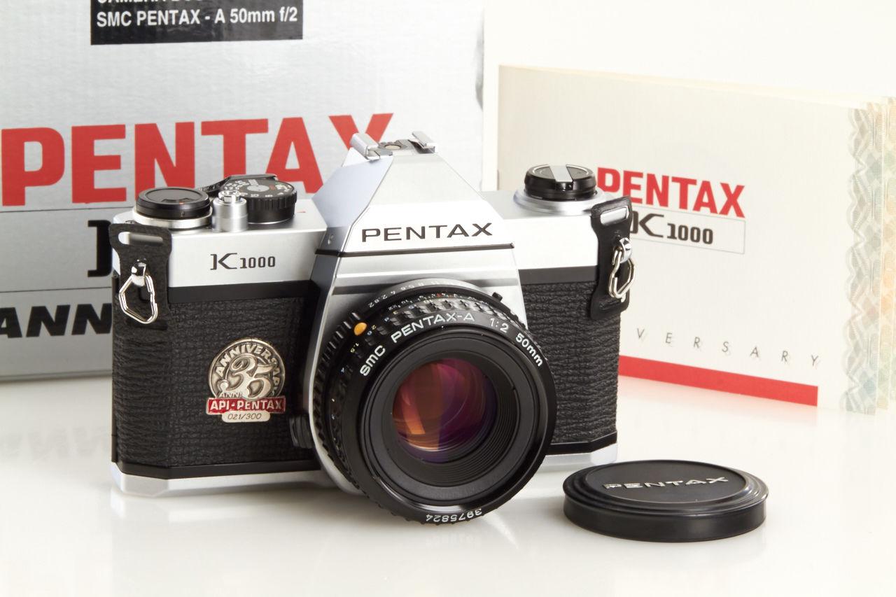 pentax k1000 instruction manual