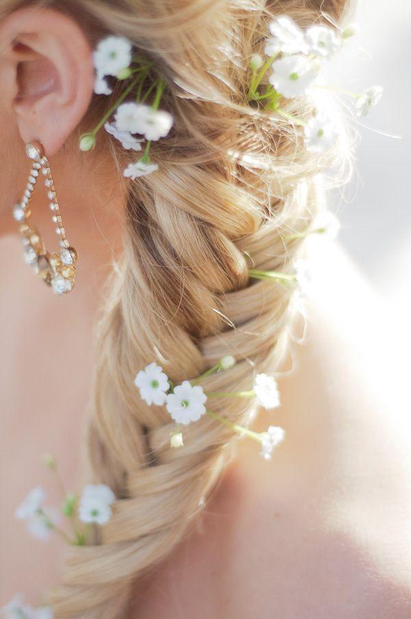 fishtail hair braid instructions