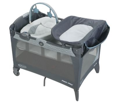 graco pack n play with newborn napper instructions
