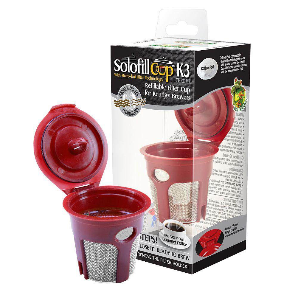 keurig my k cup reusable coffee filter instructions