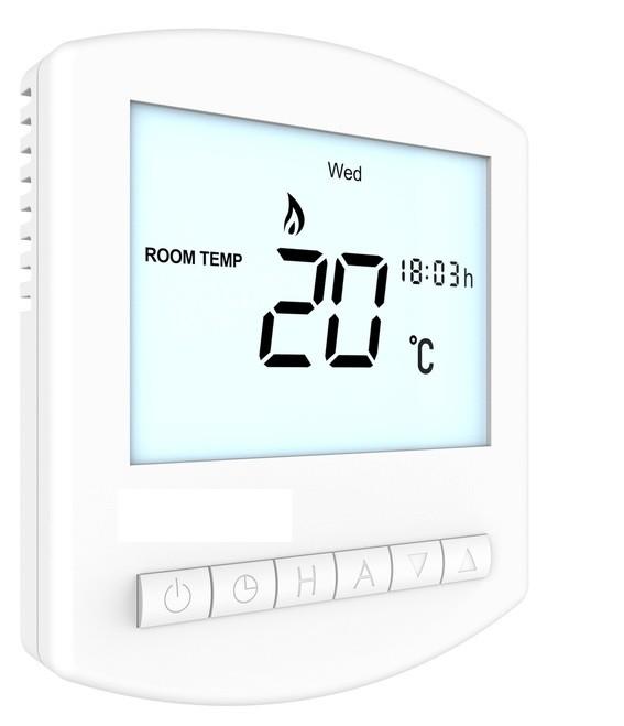 underfloor heating controls instructions