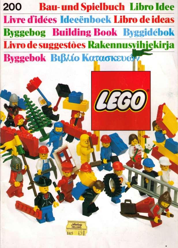 lego friends instruction books