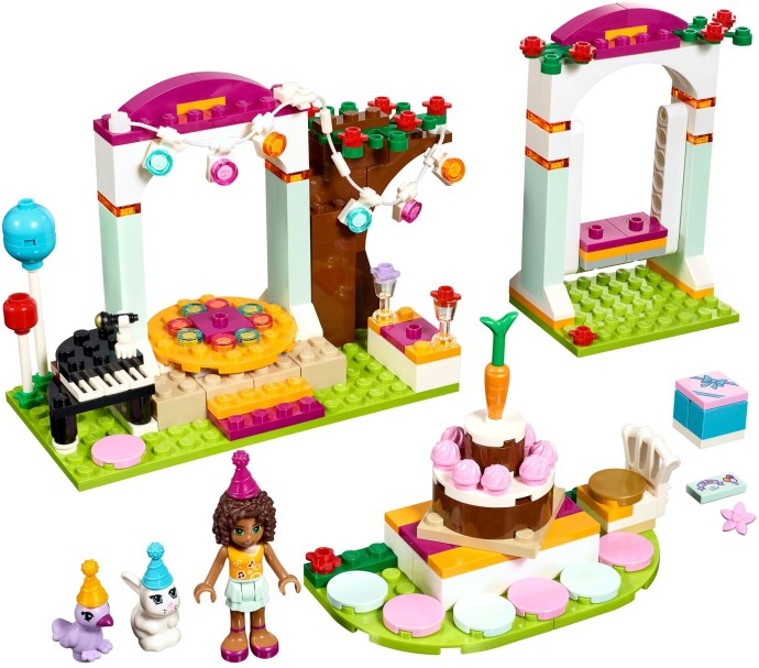 lego friends 41111 instructions