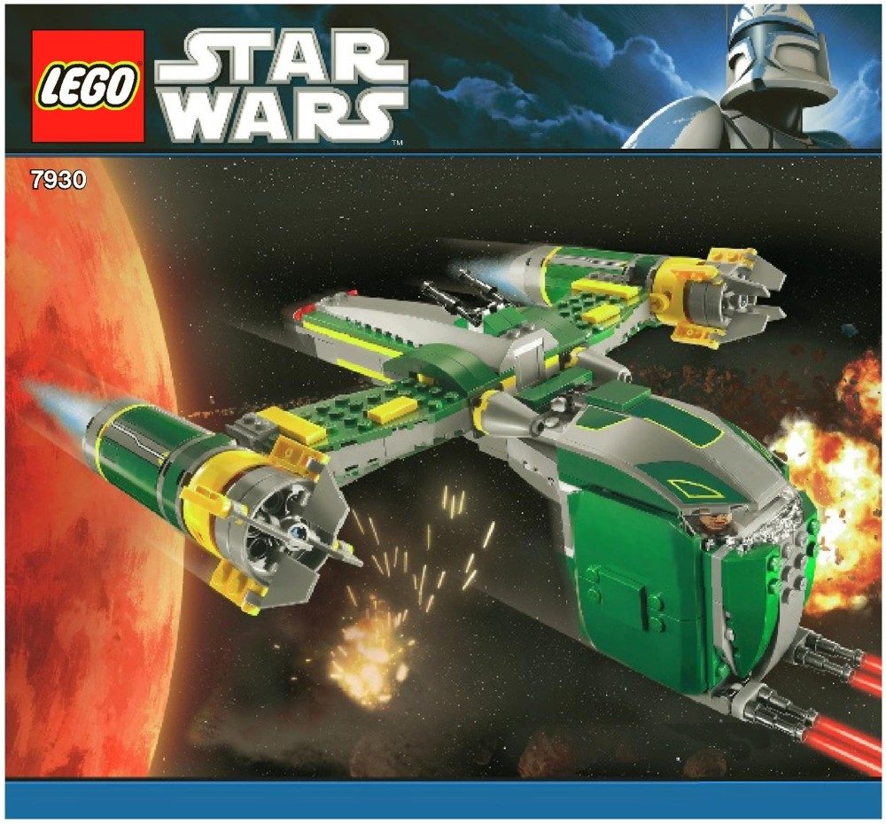 lego star wars stap instructions