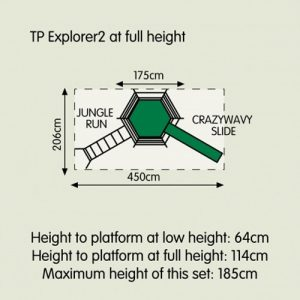 tp climbing frame assembly instructions
