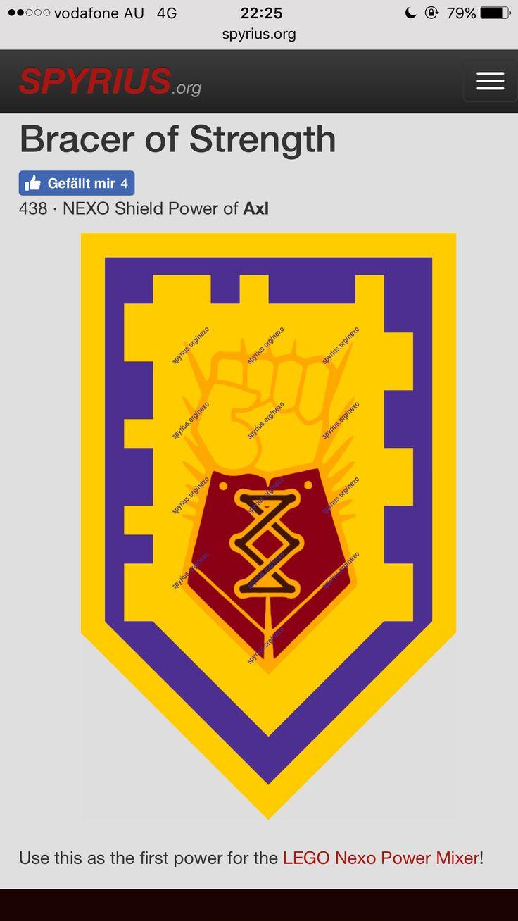 lego nexo knights instructions