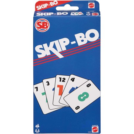 instructions on how to play skip bo card game