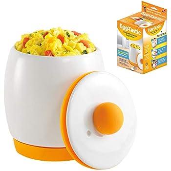 crackin eggs microwave egg cooker instructions