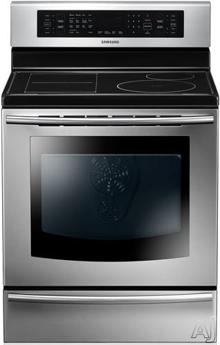 samsung oven steam clean instructions