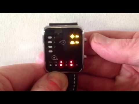 cardinal digital watch instructions