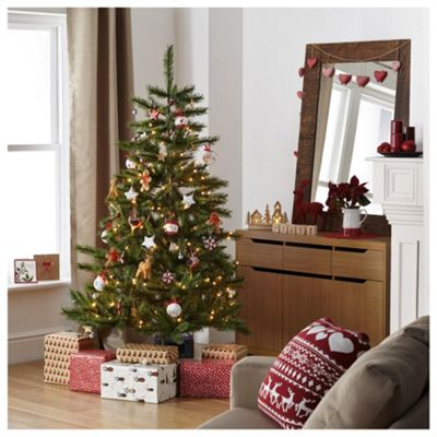 artificial christmas tree assembly instructions