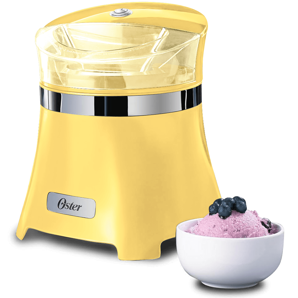 frozen ice cream maker instructions