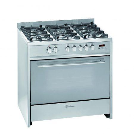 glem gas oven instruction manual