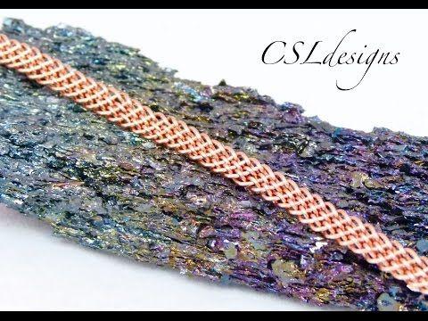 kumihimo flat braid instructions