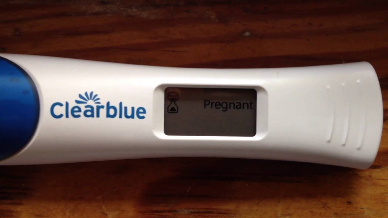 true blue pregnancy test instructions